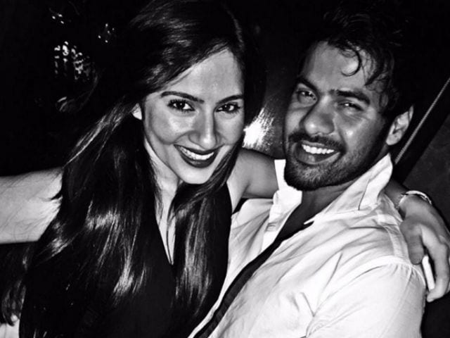 Kanchi Kaul's 'Priceless' Moment. Actress Shares First Pic of Baby Boy