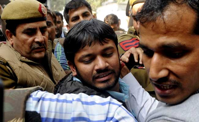 Students In California, Yale Narrate JNU Student Kanhaiya's 'Seditious' Speech