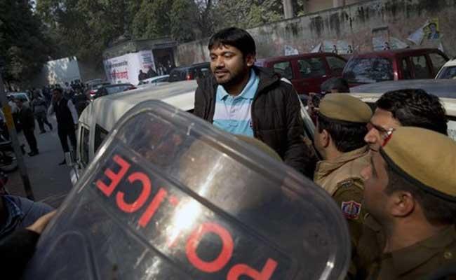 JNU Row: Kanhaiya Kumar's Bail Plea Likely To Be Heard On Tuesday