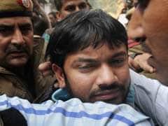 ShameX2. Arrested JNU Student Kanhaiya Kumar, Others Hit