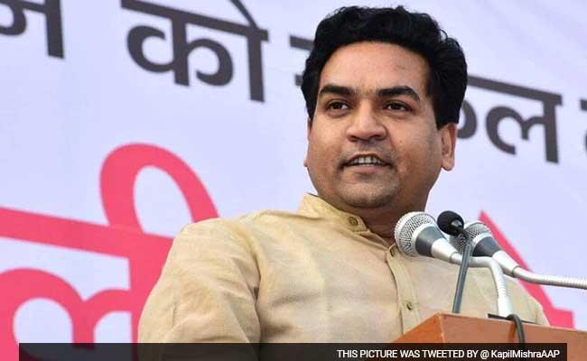 दिल्ली सरकार में मंत्री कपिल मिश्रा की 'छुट्टी' | अरविंद केजरीवाल ने एकतरफा फैसला लिया- कपिल