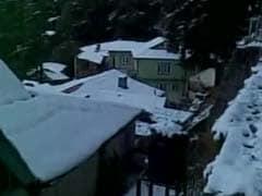 Mercury Plummets In Kashmir Valley