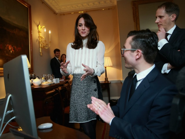 Kate Middleton Turns Guest-Editor for Global Initiative on Mental Health
