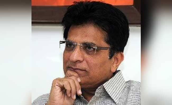 Kirit Somaiya Asks Rajasthan Government To File Criminal Case Against Robert Vadra
