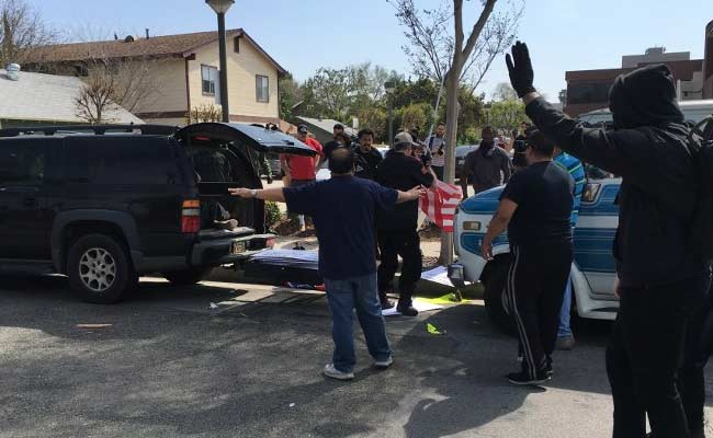 3 Stabbed, 13 Arrested At KKK Rally In California