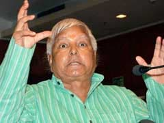 Lalu Prasad Hits Out At PM Modi For 'Silence' On Dalit Atrocities