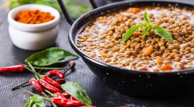 Cooking with Leftovers: How to Re-Use Cooked Dal