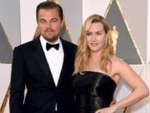 Oscar Reunion For Leonardo and Kate. Twitter Swoons Over Jack and Rose