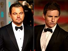 Leonardo DiCaprio Will 'Definitely' Win an Oscar, Says Eddie Redmayne