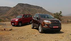 Mahindra and Ford Enter Alliance For Product Development