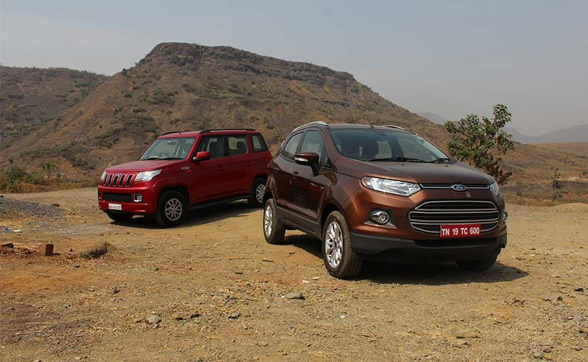 Comparison Review: Mahindra TUV300 vs Ford EcoSport