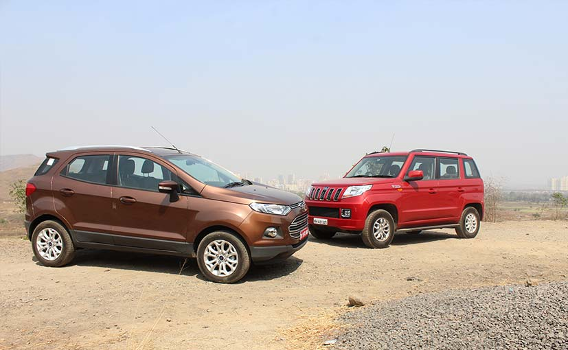 Mahindra and Ford have partnered to co-develop a C Segment SUV.