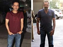 Manoj Bajpayee is 'Delighted' About Sanjay Dutt's Release