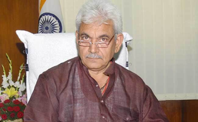 Mobile Tower Radiation Has No Adverse Impact On Human Health: Minister Manoj Sinha