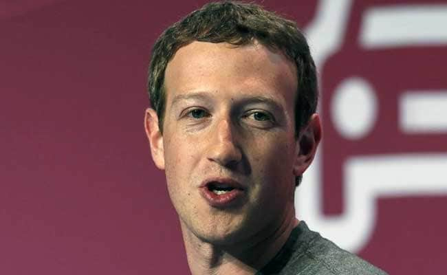 Mark Zuckerberg Sells Facebook Shares Worth $95 Million For Donations: Report