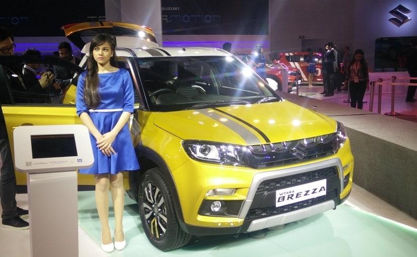 Maruti Suzuki Vitara Brezza Front