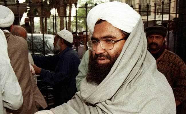 No 'Political Considerations' Over Blocking UN Move To List Masood Azhar Global Terrorist: China