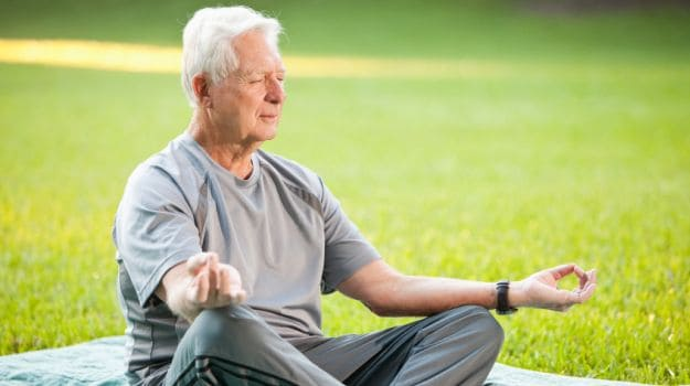 Meditation Can Help Veterans Manage Chronic Pain