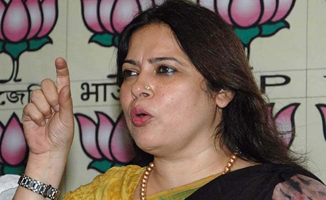 Odd-Even For Traffic Management, Not To Contain Pollution: Meenakshi Lekhi