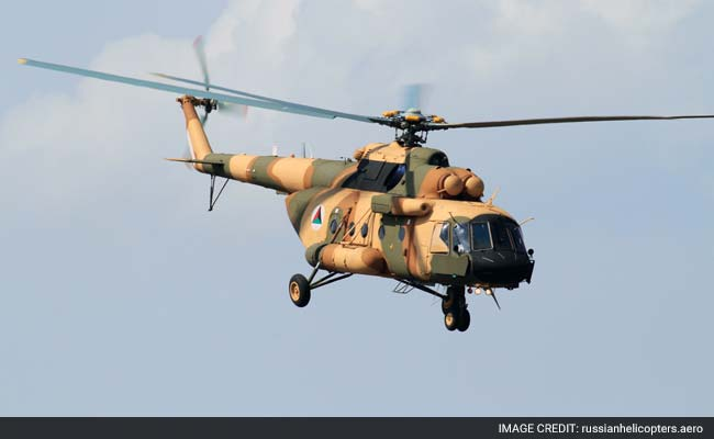 India-Russia Deal For Supply Of 48 Mi-17 Choppers Likely By Year End