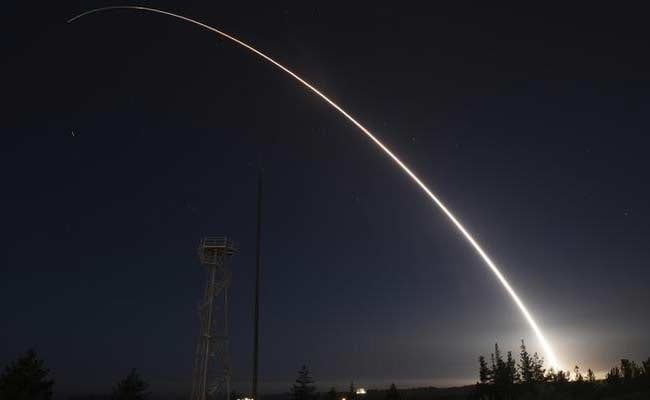 US Tests Unarmed Minuteman III Intercontinental Ballistic Missile From California