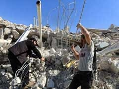 Doctors Without Borders Seeks Independent Probe Into Bombing Of Syria Hospital