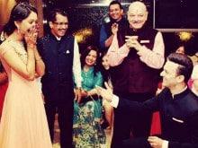 Mugdha Chaphekar, Ravish Desai Are Engaged. Celebrations Were <I>Satrangi</i>