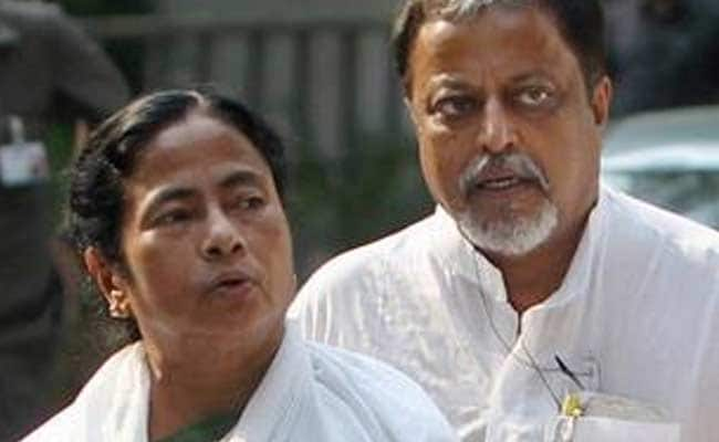 Mukul Roy, The Man Who Set Up Trinamool Congress With Mamata Banerjee, Resigns