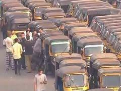 परमिट फीस बढ़ाए जाने के खिलाफ मुंबई में ऑटो चालकों की हड़ताल