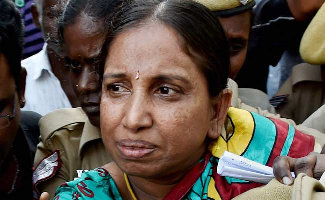 Rajiv Gandhi Assassin Nalini Sriharan On Hunger Strike Demanding Shift To Chennai Jail
