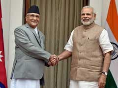 PM Modi Congratulates KP Sharma Oli On Nepal Election Win