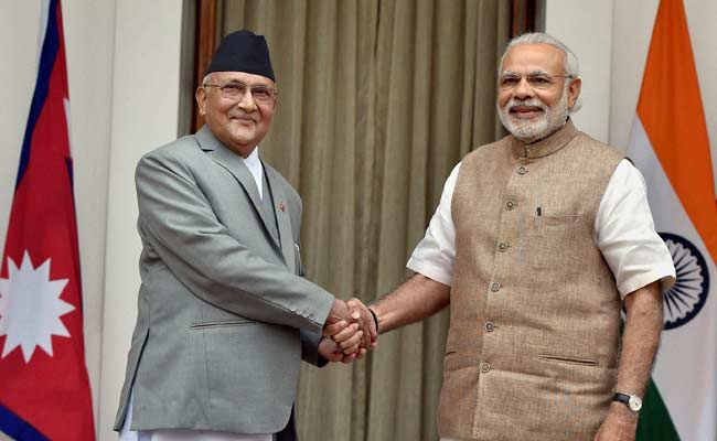 Nepal PM KP Sharma Oli Likely To Visit India In First Week Of April: Report