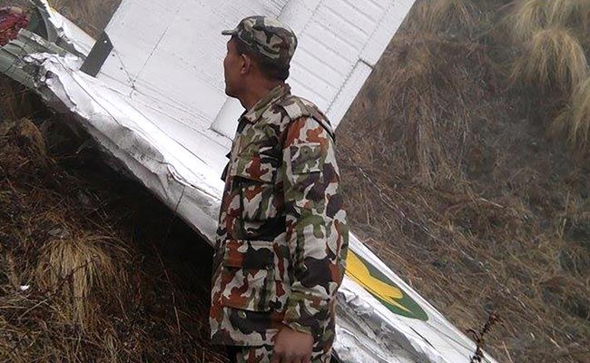Nepal Army Plane Crashes, Pilot Killed, 2 Injured