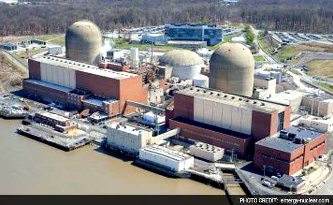New York Orders Probe After Radioactive Leak At Nuclear Reactor