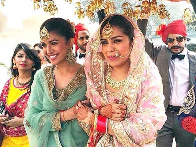 For Nimrat Kaur, 'Baby Sister's' Wedding Was a 'Dream Come True'