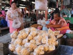 The North-East Sweet Platter: Sesame Ladoos, Sticky Rice Treats and More