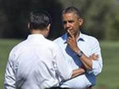 US President Barack Obama Uses California's Sunnylands As Western White House