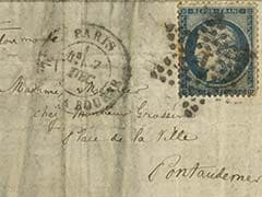 145-Year-Old Letter, Delivered By Balloon, Turns Up In Australia
