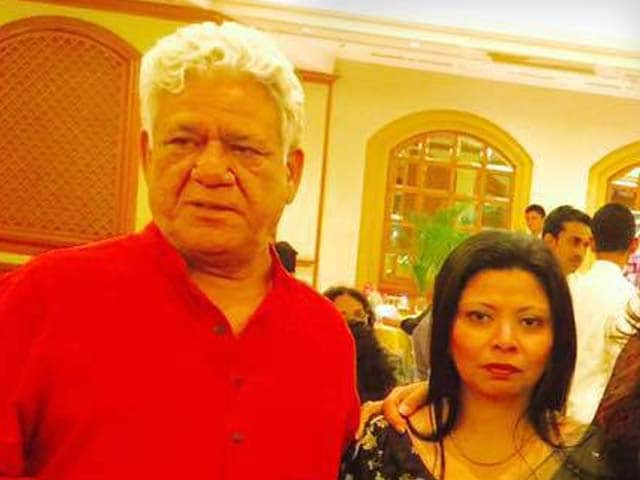 Om Puri Blames Separation From Wife Nandita on 'Clash of Sensibilities'