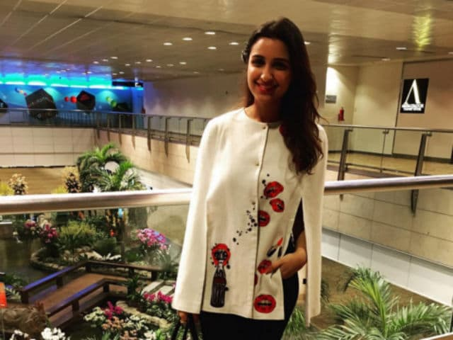 Parineeti Chopra Explains Why She is 'Still a Work in Progress'