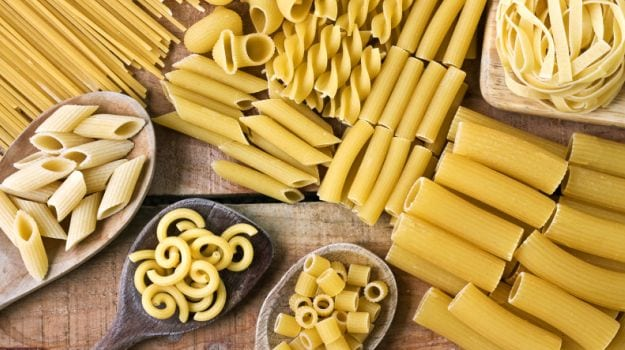 Know The Different Types of Pasta: A Pronounciation Guide