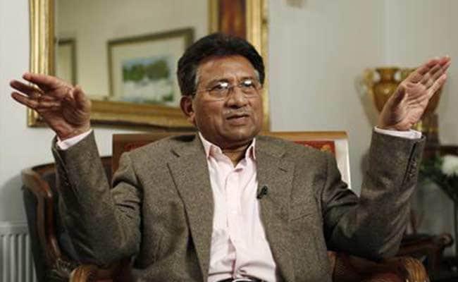 Video Shows Pervez Musharraf Seeking 'Covert US Support' To Regain Power