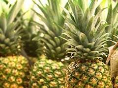 "Taiwan Accuses China Of ""Ambushing"" It Over Pineapple Ban"
