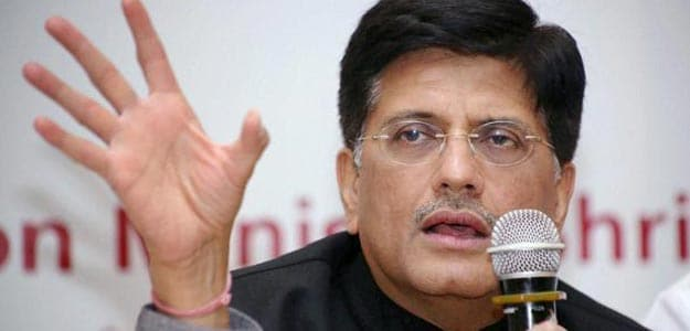 Piyush Goyal Woos Investors; Meets Private Equity Giants