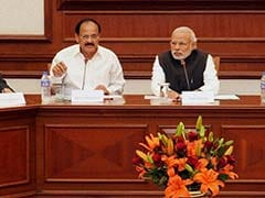 PM Discusses JNU Controversy With Opposition Leaders