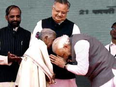 PM Modi Lauds 104-Year-Old Woman Who Sold Her Goats To Build Toilet