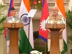 PM Modi, Nepal PM KP Oli Address Media: Highlights