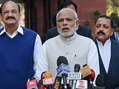 Defend Government Aggressively On JNU In Parliament, PM Modi Tells BJP