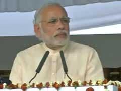 वैश्विक स्तर पर आर्थिक संकट के बीच भारत तेजी से विकास करने वाला एकमात्र देश : मोदी