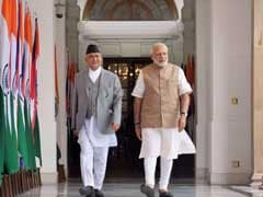 Nepal's KP Sharma Oli To Attend PM Modi's Swearing-In Ceremony
